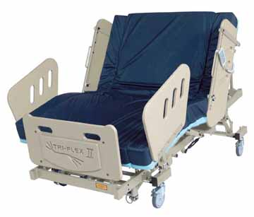 anaheim 3 motor fully electric hi-lo hospital bed