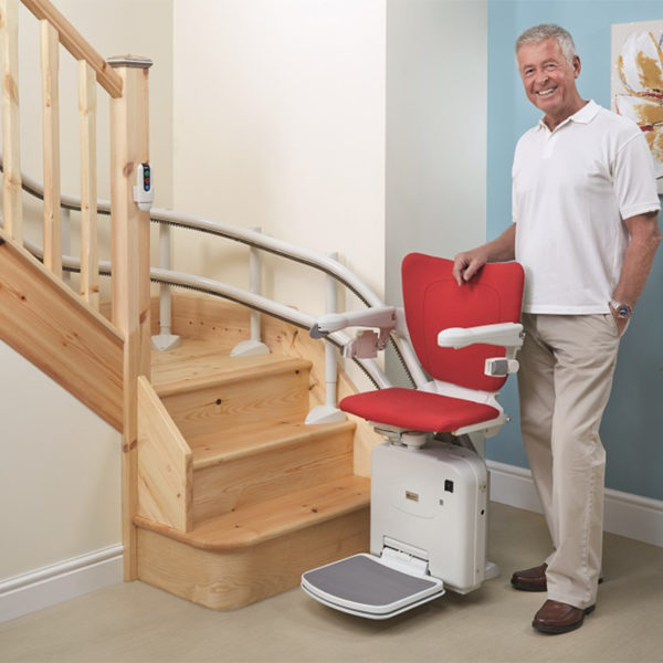 electric stairlift chair in phoenix az chairlift