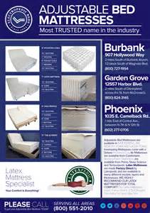 latex mattress anaheim natural beds organic