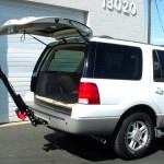 Open Tilt with A Classic Lift on A Ford Expedition.