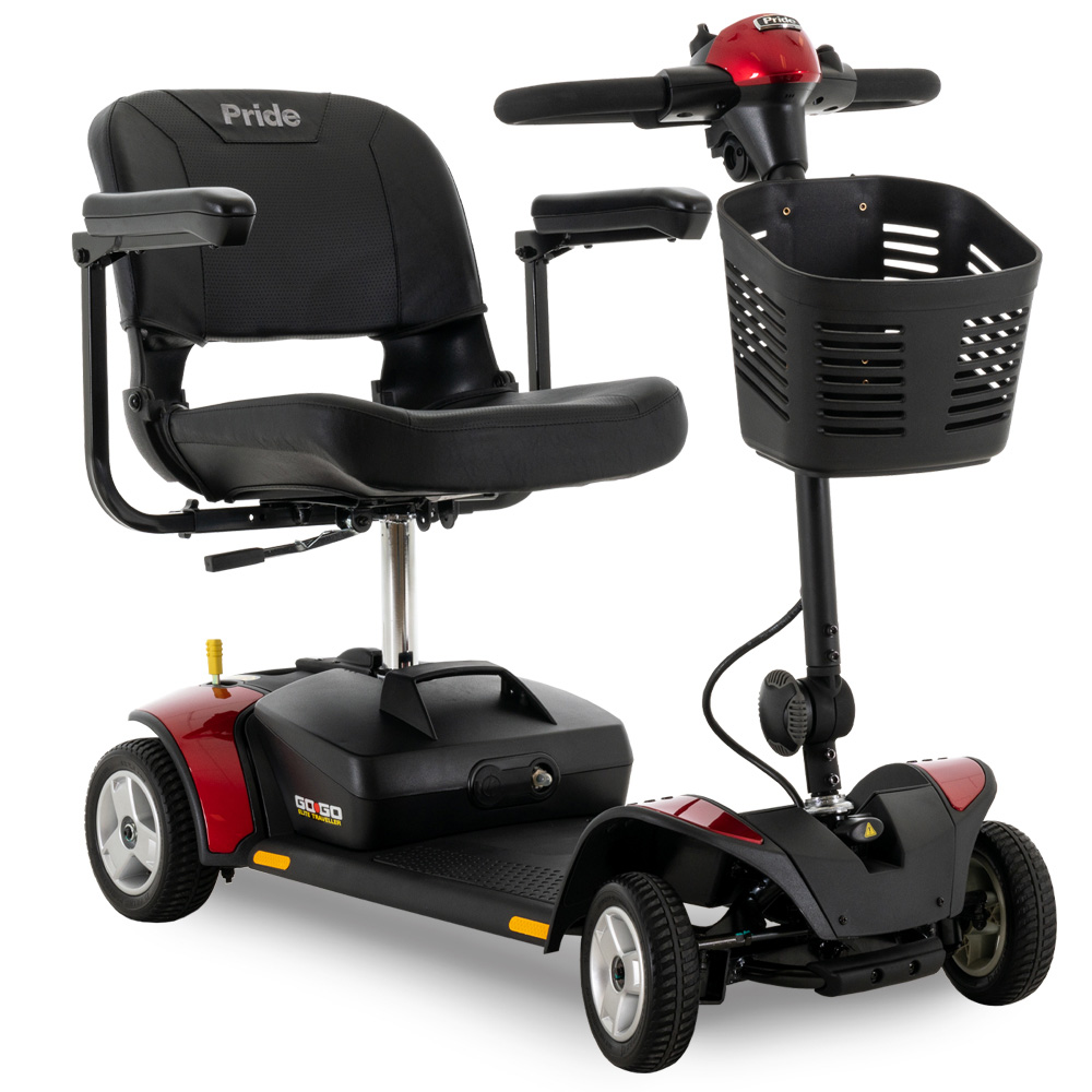 gogo 3 wheel scooter are senior go-go 4 wheeled mobility elderly carts