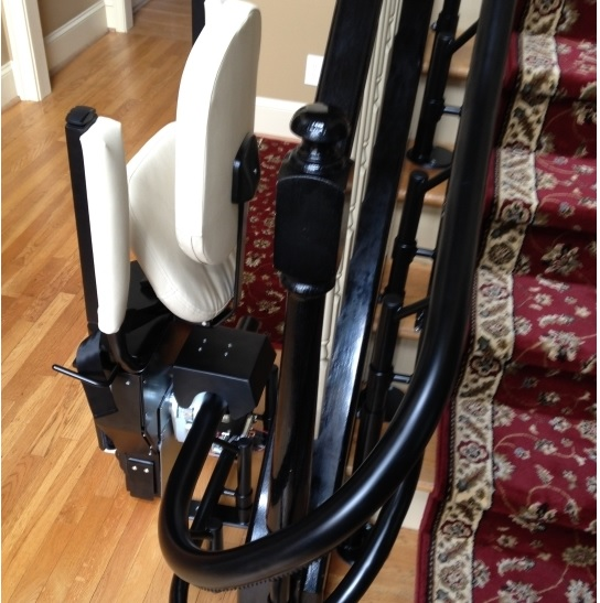 Harmar's Straight Stair Lifts