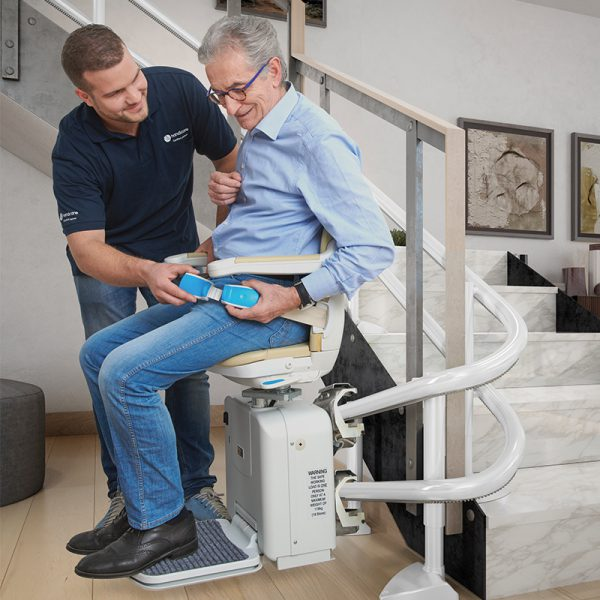 INSTALLATION SERVICE TECH QUESTIONS CURVE STAIRLIFT