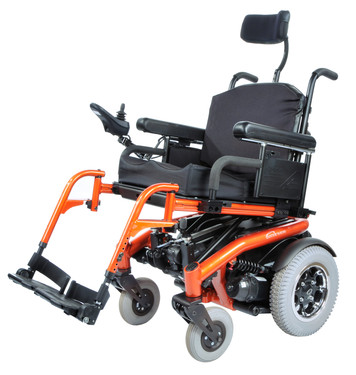 QUICKIE Adult Power WheelChairs