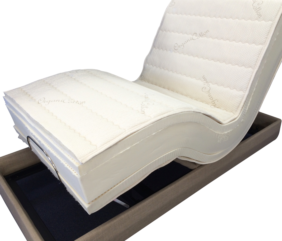 Phoenix   AZ electric adjustable bed latex mattress