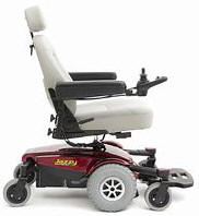 pride jazzy electric wheelchair kraus motorized power wheel chair