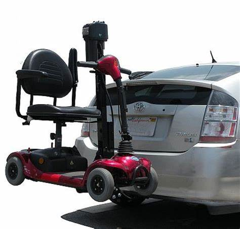 class 3 trailer hitch vehicle scooter lift