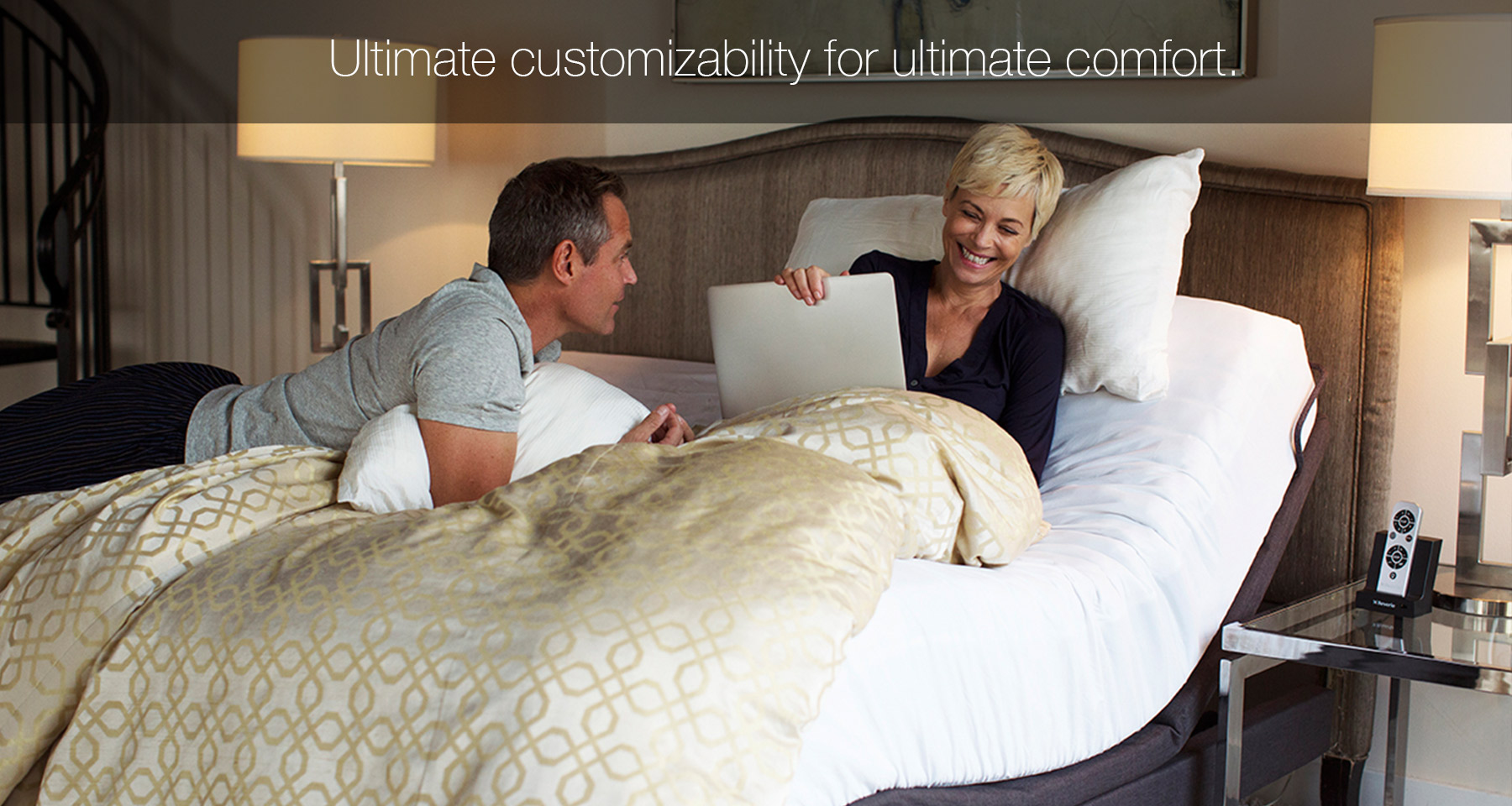 Incroyable Los Angeles CA Santa Ana Costa Mesa Long Beach Adjustable Beds Electric  Ergo Motion Power Base Motorized Foundation Latex Mattresses