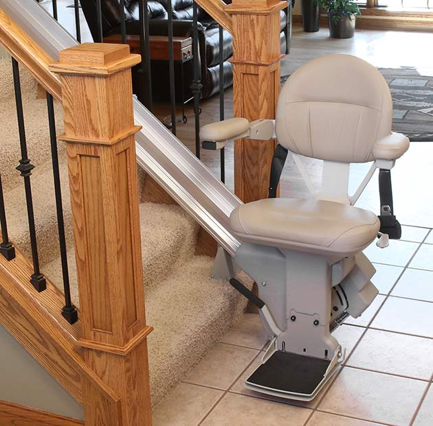 ELECTROPEDIC stair lift chair stairway staircase are chair stairlift