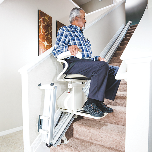 San Diego CA ELECTROPEDIC Stair Lifts Harmar SL300
