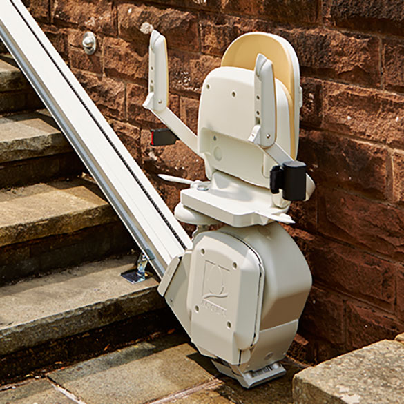 Acorn 130 Stairlift for outdoor space