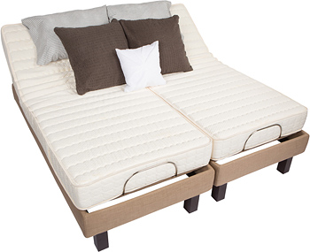 reverie flexabed ergomotion electropedic dual split king Los Angeles CA Santa Ana Costa Mesa Long Beach  mattresses