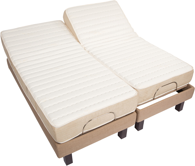SPLIT DUAL KING MOTORIZED BASE FOUNDATION Los Angeles CA Santa Ana Costa Mesa Long Beach  MATTRESS