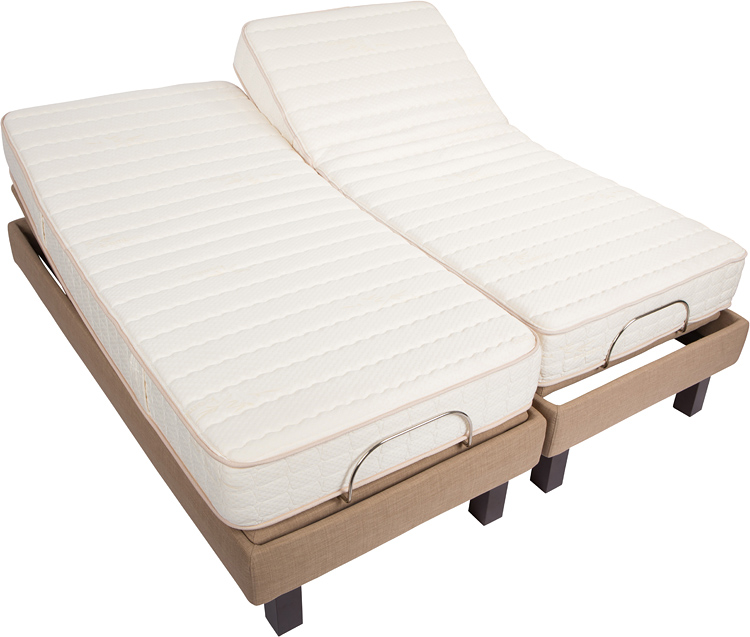 SPLIT DUALKING ADJUSTABLEBED
