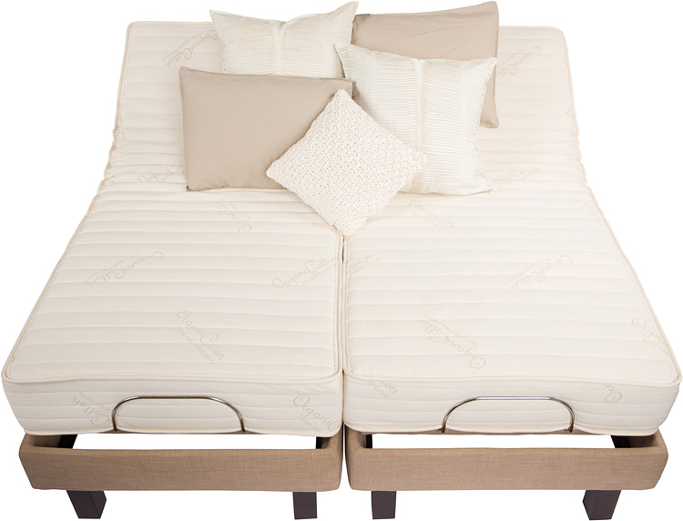 SPLIT KING ADJUSTABLE BED