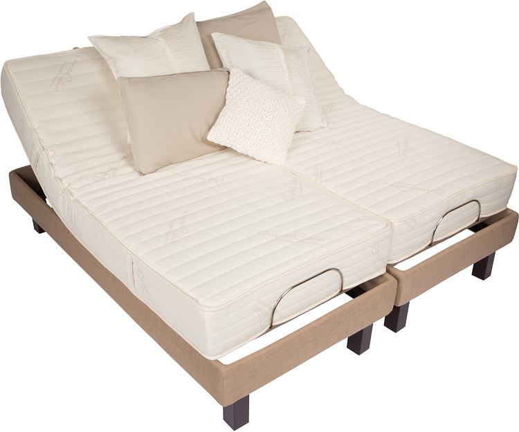 DUAL KING ADJUSTABLE BED