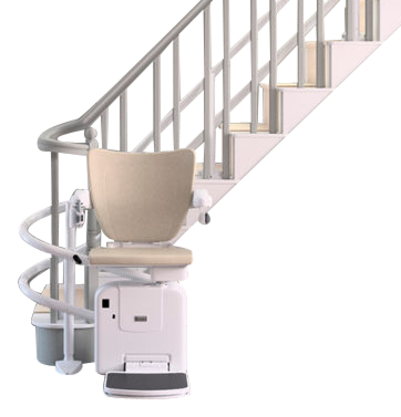 oakland discount used stairlift affordable stairway staircase chair lift