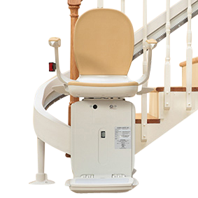 anaheim stairway curved stairchair stairlift