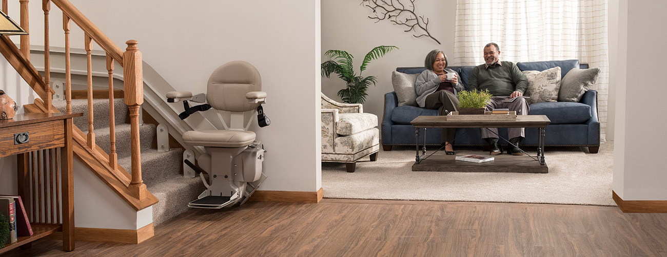 los angeles BRUNO CURVED CRE-2110 STAIRLIFT