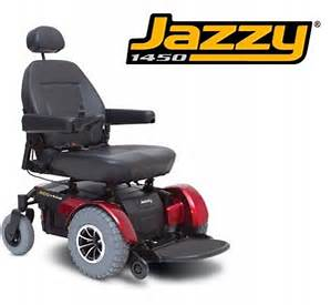 pride jazzy Burbank electric wheelchair