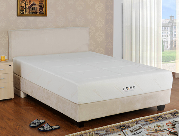 primo galaxy allure memory foam viscose mattresses