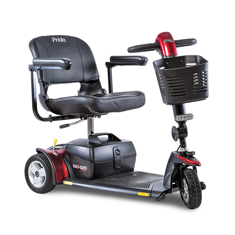pride sport heavy duty weight capacity electric 3 wheel scooter in phoenix az
