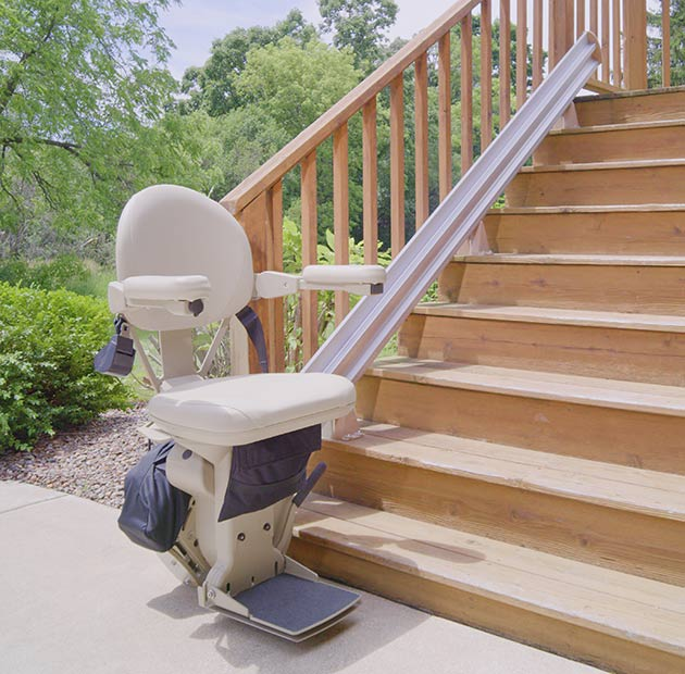 la Outdoor Stair Liftchair